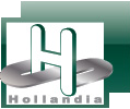 Logo Hollandia Steigerverhuur