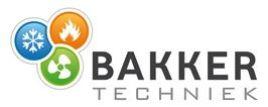 Nieuwe website voor Bakker Techniek uit Hoogkarspel