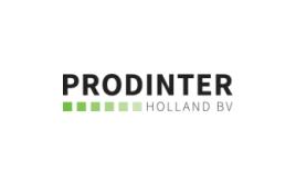 Herbouw website Prodinter Holland BV uit Hoorn