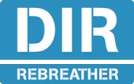 Responsive website voor DIRrebreather uit Abbenes