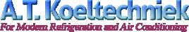 Nieuw CMS en Engelse website versie voor A.T. Koeltechniek uit Wervershoof