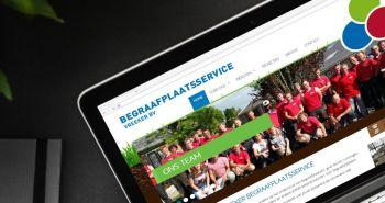 Beter vindbare website voor Vreeker Begraafplaatsservice uit Hem