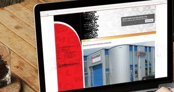 CMS-, en responsive update voor Koomen Reclame uit Zwaagdijk