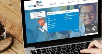 Nieuwe responsive website met risicoscan voor MeerMKB Risk Management