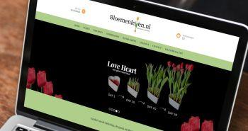 Nieuwe website voor het unieke bloembollenconcept van Bloemenleven.nl