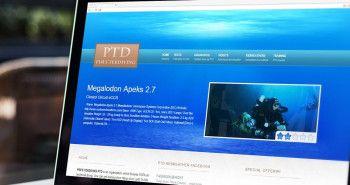 Nieuwe website voor Tekdiving uit Abbenes