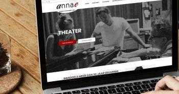Persoonlijke portfolio website voor Anky Weiland