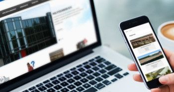 Responsive SEO geoptimaliseerde website voor Polytechniek uit Venhuizen