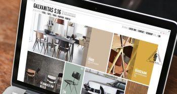 Responsive website voor ambachtelijke productiebedrijf Galvanitas S.16