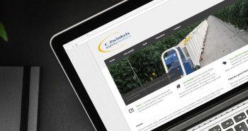Responsive website voor Paprika kwekerij C. Zwinkels uit Wervershoof