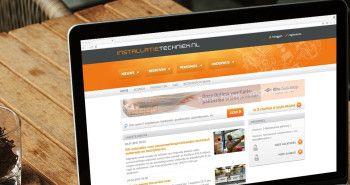 SEO geoptimaliseerde portaal voor Installatietechniek.nl uit Zaandam
