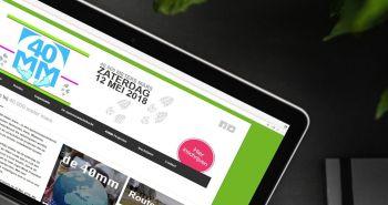 Vernieuwde website voor de 40mm sponsorwandeltocht in Venhuizen, Hem, Wijdenes, Oosterleek en Schellinkhout