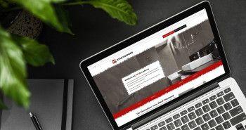 Website herbouw voor RK Stukadoors met SEO uitbreiding