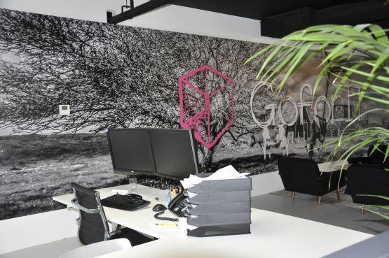 2016 - Intrek in het nieuwe kantoor aan de Graanmarkt