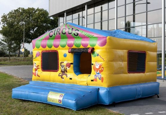 Springkussen voor feesten en partijen